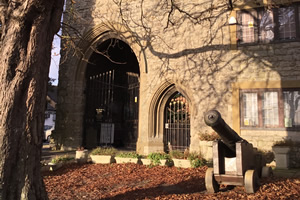 minster abbey gatehouse museum
