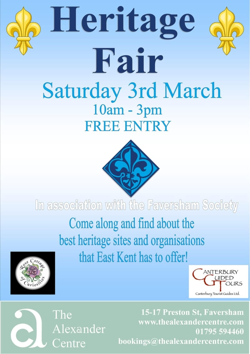 180131 faversham heritage fair